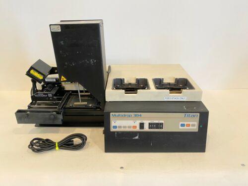 ThermoLab Syst Titertek Multidrop 384 Titan Microplate Liquid Handler + Warranty