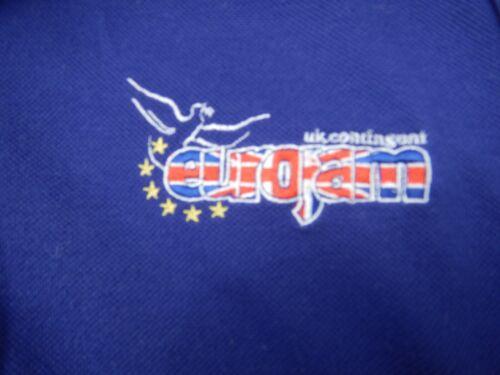 Eurojam 2005 UK contingent polo shirt