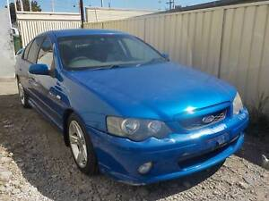WRECKING DISMANTLING 2005 FORD BA MKII FALCON XR6 AUTO North St Marys Penrith Area Preview