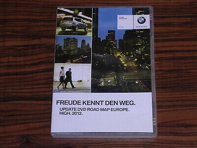BMW - ROAD MAP EUROPE DVD HIGH 2012 Navigation DVD MK4 X3 X5 E46 E39 E65 SA609 gebraucht kaufen  Deutschland