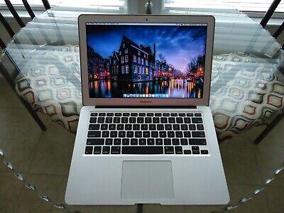 MacBook Air A1369, 2.13 GHz Core 2 Duo, 4 GB Ram, 128 GB SSD, MC905LL/A (2010)