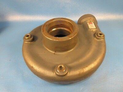 Teel Impeller Casing For Pump Model 4p941 0400 Dayton
