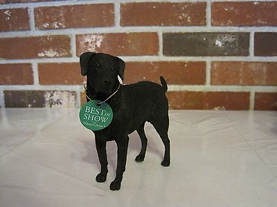 BEST IN SHOW COUNTRY ARTISTS BLACK LABRADOR RETRIEVER MALE DOG