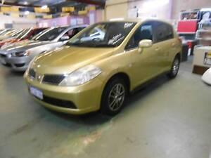 2007 Nissan Tiida 1.8L Manual - 5 Door Hatch Wangara Wanneroo Area Preview