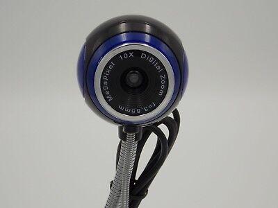 New Staples 905798 1 3Mp Usb 5  Gooseneck Webcam With Microphone Facetime Skype
