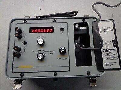 Omega Omni-cal Thermocouple Tester Omni-cal-4a-110