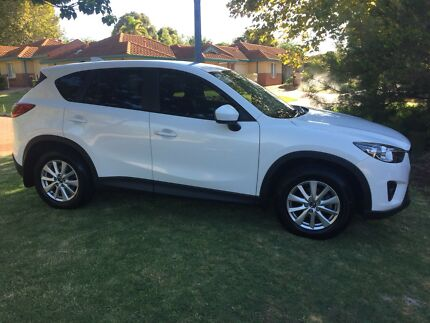 Mazda CX - 5 Maxx Sport  O'Connor Fremantle Area Preview