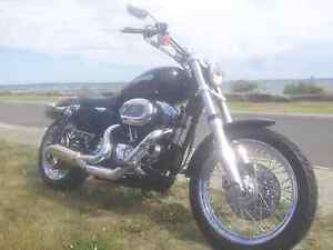 Harley Davidson Sportster XL1200C 2008 Kurnell Sutherland Area Preview