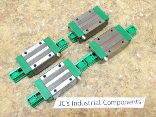 INA  4 pcs   linear bearing carriages   KWVE15BS V1
