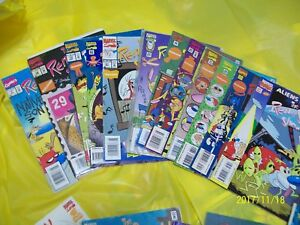 The Ren and Stimpy Show Comic Books
