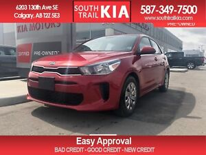 2018 Kia Rio5 LX +, HEATED SEATS, BLUETOOTH, BACK UP CAMERA