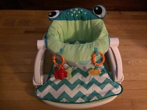 Chaise portative Fisher Price