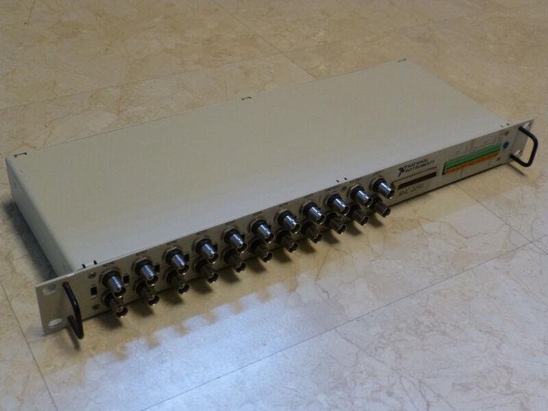 National Instruments BNC-2090 Rack-Mounted Terminal / Connector Block