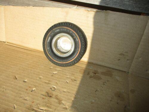 INDIA TIRE AND RUBBER CO Tire Ashtray ash tray VINTAGE AKRON OHIO