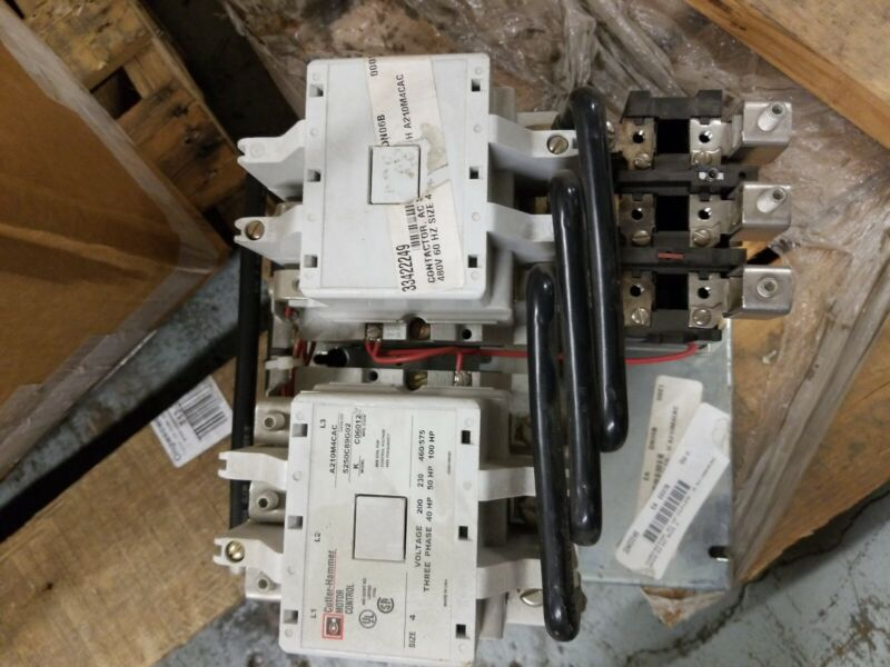 Cutler Hammer Motor Control A210M4CAC *FREE SHIPPING*