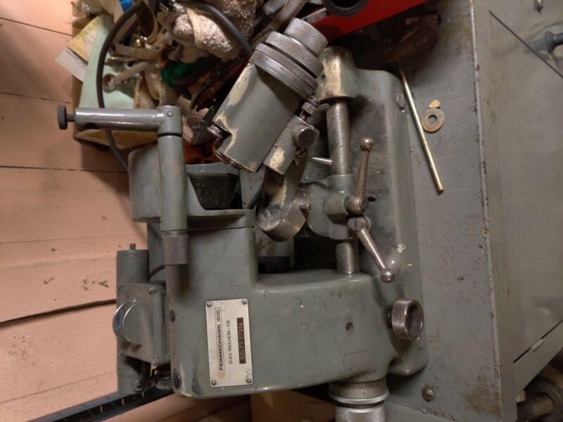 Feinmechanik D812 Tool Cutter/ Grinder