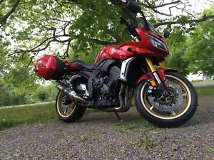 2008 fz1 with extras