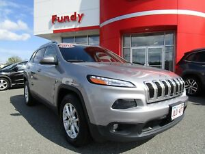 2016 Jeep Cherokee North w/ Heated Wheel and Seats, Power Driver