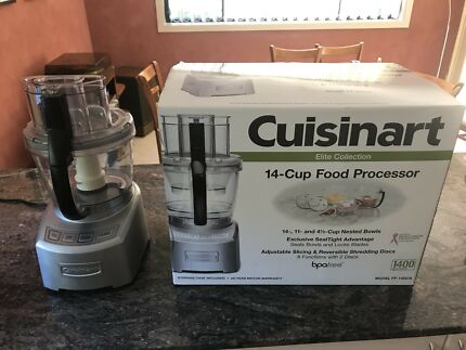 Cuisinart Elite 14 cup food processor