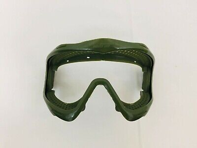 JT Proflex Olive Green Spectra Goggle Mask Frame No Foam *Never Used* Paintball -