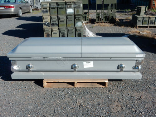 Full Size Coffin