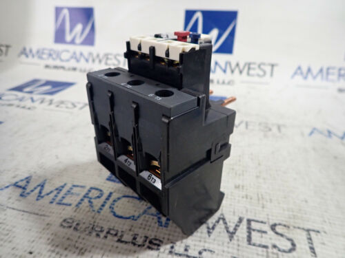 Schneider Electric LRD33 Overload Relay 48-65A *USED