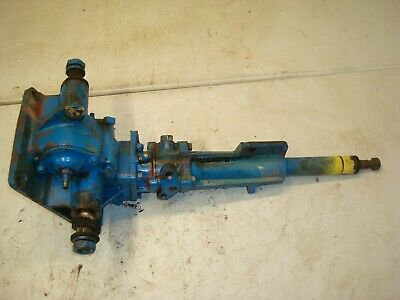 1971 Ford 3400 Tractor Power Steering Box Assembly