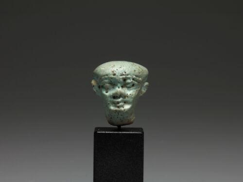 Egyptian Ptaichos Head Amulet