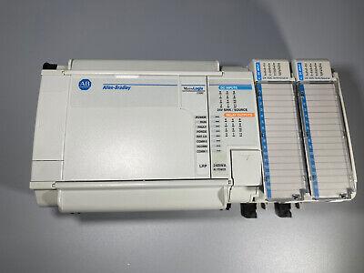 Complete Micrologix 1500 Processor Plc System Controller