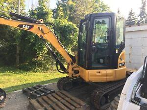 303.5 E2 CR Cat excavator