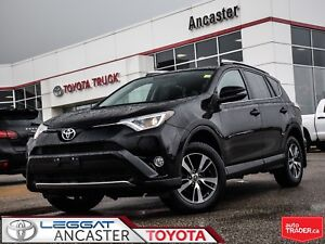 2016 Toyota RAV4 XLE AWD WITH ONLY 29987 KMS!!