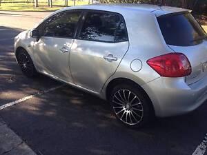 2008 Toyota Corolla Sedan Ermington Parramatta Area Preview