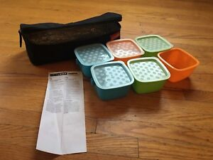 Skip Hop meal time containers set