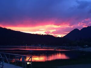 Shuswap Mara lake Vacation Rental Sicamous BC