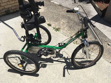Bike for  people with special needs
