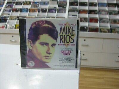 MIGUEL RIOS CD SPANISH MIKE RIOS SUS MEJORES EP'S VOL.1.