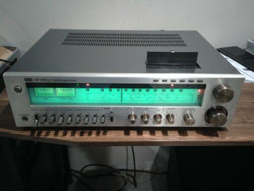 ITT  HiFi 8032 High End Tuner AM/FM/LW/SW With Amplifier, Fully functional.