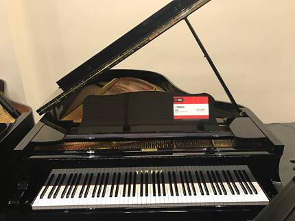 Yamaha G3 Grand Piano Milton Brisbane North West Preview