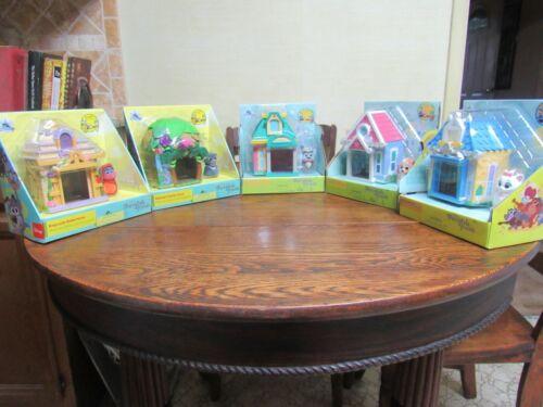 Disney Furrytale Friends Starter Homes Louie Bagheera Jock Marie Collette New