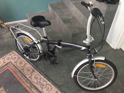 As New Foldable Bike. Never Used. Cost $250 from Aldi.