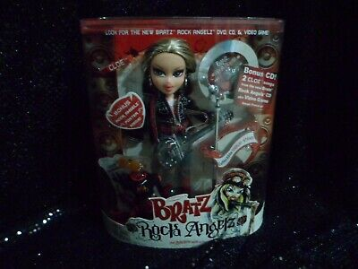 BRATZ ROCK ANGELZ Cloe 2005 BRAND NEW IN BOX Toy MGA RARE HTF *DOUBLE BONUS*