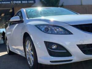 2012 Mazda Mazda6 TOURING Auto Sedan 1 OWNER LOGBOOK 3 KEYS LUXURY Roselands Canterbury Area Preview