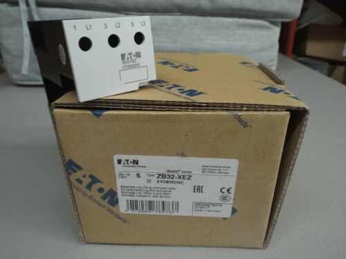 Eaton/Cooper ZB32-ZEZ - Separate Mounting Overload Relay
