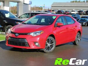 2016 Toyota Corolla LE HEATED SEATS | BACK UP CAM | SUNROOF