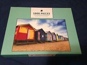 1000 pice jigsaw puzzle Paddington Eastern Suburbs Preview