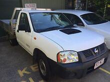 Navara 5 sp turbo diesel Trayback ute Windsor Brisbane North East Preview