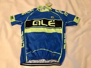 ALE logo cycling jersey - new