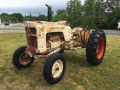 Minneapolis-moline 2wd Tractor