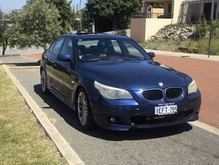 2005 BMW 525i 5series Bedford Bayswater Area Preview