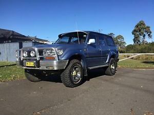 1996 Toyota LandCruiser Wagon Hornsby Hornsby Area Preview